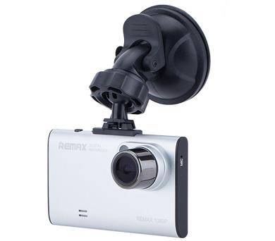 "REMAX kamera do auta / CX-01 / 2,4"" / 1080p / MicroSD / HDMI / USB2.0 / ENG jazyk / stříbrná"