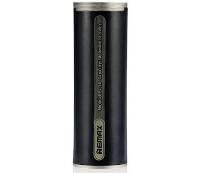 REMAX power banka 5000mAh / RPL-26 / výstup 1xUSB 2.0 typ A samice / černá