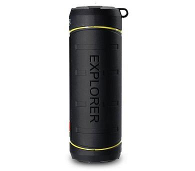 REMAX přenosné repro M10 / Bluetooth / outdoorové / 2*5W / černé