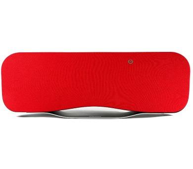 REMAX stolní repro RB-H6 / Bluetooth / 57W / DO / USB / AUX / červené