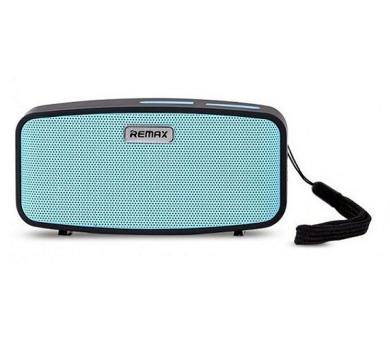REMAX přenosné repro M1 / Bluetooth / 2*3W / modré