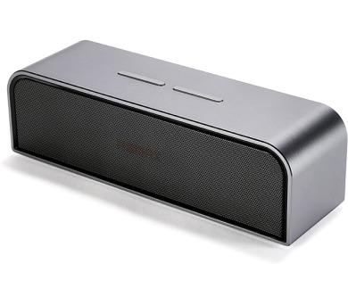 REMAX přenosné repro M8 / Bluetooth / kovové tělo / černý