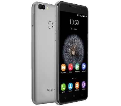 "UMAX tel VisionBook P55 LTE Pro/ 5,5"" IPS/ 1080x1920/ 1,5GHz QC/ 2GB RAM/ 16GB Flash/ GPS/ dual SIM/ Android 6.0/ šed"