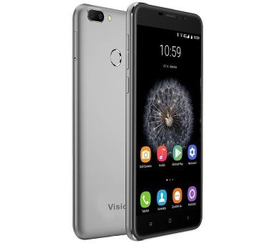 "UMAX tel VisionBook P55 LTE Pro/ 5,5"" IPS/ 1080x1920/ 1,5GHz QC/ 2GB RAM/ 16GB Flash/ GPS/ dual SIM/ Android 6.0/ šedý + DOPRAVA ZDARMA"