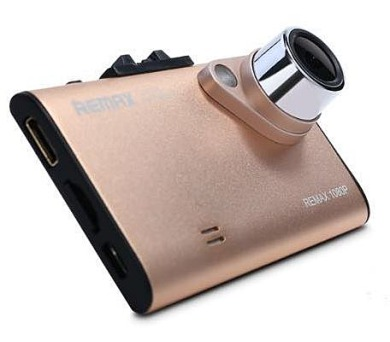 "REMAX kamera do auta / CX-01 / 2,4"" / 1080p / MicroSD / HDMI / USB2.0 / ENG jazyk / zlatá"