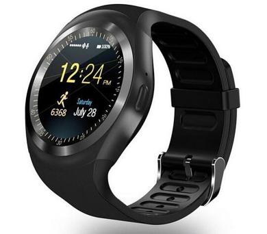 """IMMAX chytré hodinky SW4/ 1.22"""" LCD/ MTK6261D/ 32MB RAM/ 32MB interní paměť/ nano SIM/ BT/ česká lokalizace/ černé"""