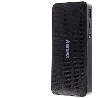 REMAX power banka 10000mAh / RPL-11 / výstup 1x USB 2.0 typ A samice / černá