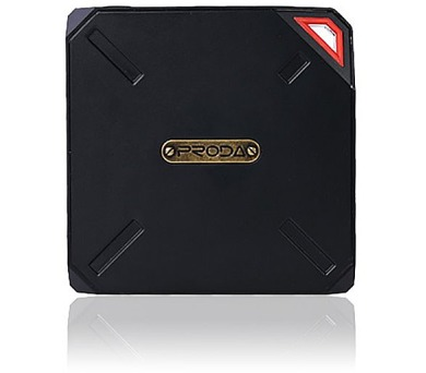 REMAX power banka 10000mAh / PPP-6 / výstup 1x USB 2.0 typ A samice / červená