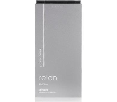 REMAX power banka 10000mAh / 2v1 / RPP-65 / vstup 1x USB 2.0 typ A samice / zakalená