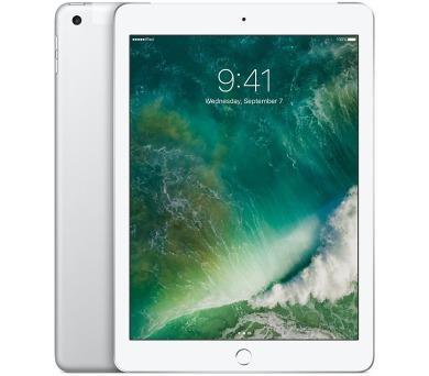 "Apple iPad Wi-Fi + Cellular 32GB Silver 9,7"" Retina/ WiFi ac/ LTE/ iOS 10"