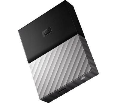 """WD HDD My Passport Ultra 4TB / Externí 2,5"""" / USB 3.0 / Černo-šedý"""