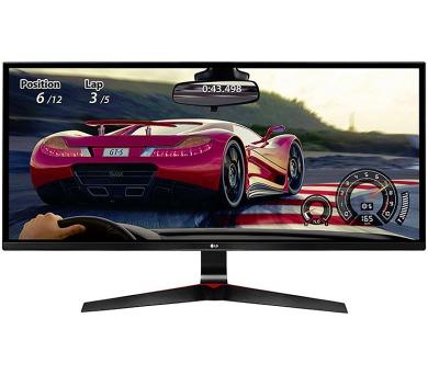 "LG monitor IPS Gaming 34UM69G / 34"" / 2560x1080 / 21:9 / GtG / 250cd / 75Hz / HDMI / DP + DOPRAVA ZDARMA"