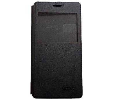 UMAX flipové pouzdro pro mobilní telefon P50 LTE/ černé (UMM120C50)