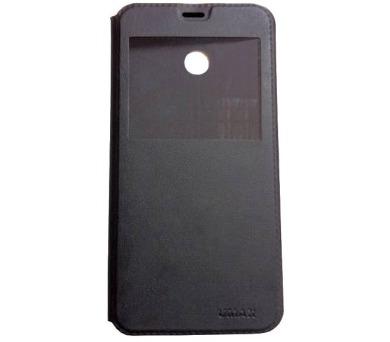 UMAX flipové pouzdro pro mobilní telefon P55 LTE/ černé (UMM120C55)