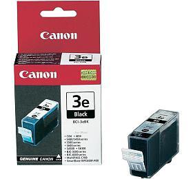 Canon BCI-3eBk, 210 stran originální - černá