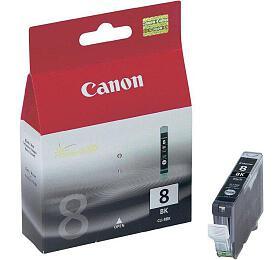 Canon CLI-8Bk, 940 stran originální -černá