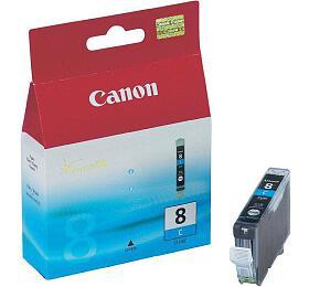 Canon CLI-8C, 420 stran originální -modrá