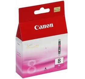 Canon CLI-8M, 420 stran originální -fialová