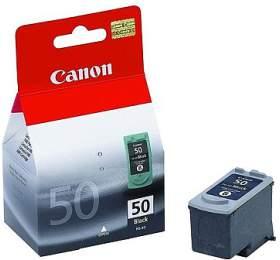 Canon PG50, 750 stran, originální - černá