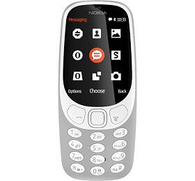 Nokia 3310 SS, šedý