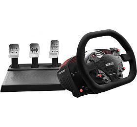 Thrustmaster Sada volantu apedálů TS-XW Racer -Sparco, pro Xbox One, Xbox Series Xa PC