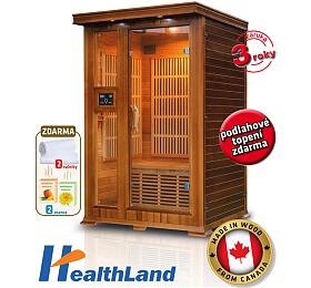 HealthLand DeLuxe 2022 Cedr Carbon