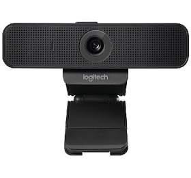 Logitech webkamera HDWebcam C925e, černá
