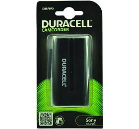 DURACELL Baterie -Baterie dokamery nahrazuje Sony MP-F970 7,2V 7800mAh