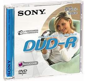 SONY DVD-R 2,8GB, 1ks