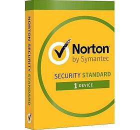 NORTON SECURITY STANDARD 3.0 CZ1 UŽIVATEL 1ZAŘÍZENÍ 12MĚSÍCŮ -ELEKTRONICKY KLIC