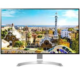 """LG 4K IPS monitor 32UD99-W / 31,5"""" / UHD/ HDR/ 3840x2160 / 16:9 / 350cd / 5ms GtG / 2xHDMI / DP / USB-C / USB / pivot"""