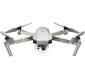 DJI kvadrokoptéra -dron, Mavic Pro Fly More Combo, 4Kkamera, Platinum version