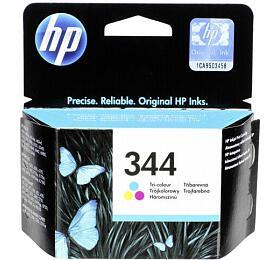 HP Ink Color č.344 pro DeskJet 5740, 450 str.