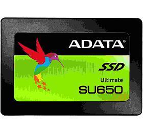 "ADATA SU650 120GB SSD /Interní /2,5"" /SATAIII /3D NAND"