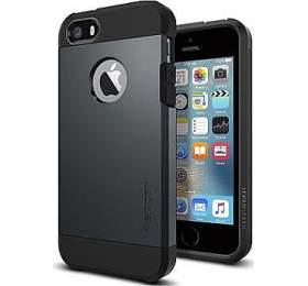 Spigen Tough Armor pro Apple iPhone 5metalický