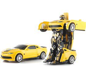 G21 R/C robot Yellow Star