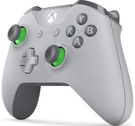 XBOX ONE - Bezdrátový ovladač Xbox One, šedozelený