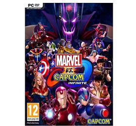 Capcom Infinite