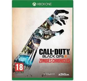 XONE -Call of Duty Back Ops III Zombies Chronicles