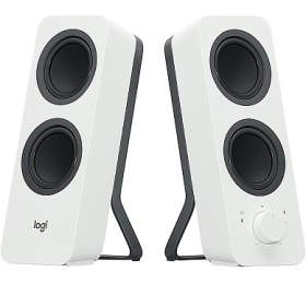Logitech® Audio System 2.1 Z207 with Bluetooth – EMEA - OFF WHITE