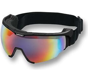 Lyžařské brýle naběžky Trip Black Hatchey