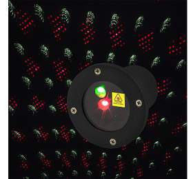 RXL 290 Laser Red/Green DO IP44 Retlux