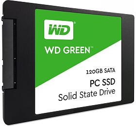 WD GREEN SSD 3DNAND WDS120G2G0A 120GB SATA/600
