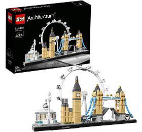 Stavebnice LEGO® ARCHITECTURE 21034 Londýn