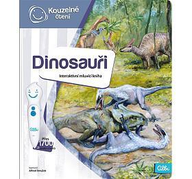 ALBI Kniha Dinosauři