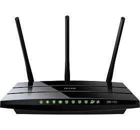 TP-LINK Archer C7 AC router 1750Mbps/ HW vypínač/ 1x WAN 4x LAN/ 2x USB