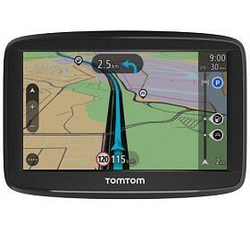 TomTom START 42Regional CEE, LIFETIME mapy