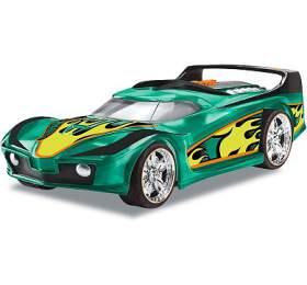 Hot Wheels Hyper Racer Spin King