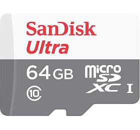 Sandisk 173397 MicroSDHC 64GB 80M UHS-I