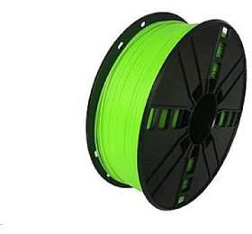 Tisková struna GEMBIRD, nylon, 1,75mm, 1kg, zelená